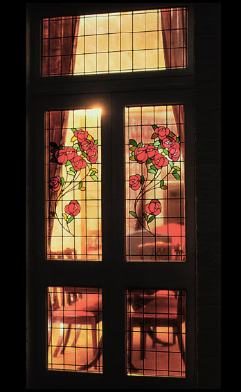 Glass Transfers And Stain Glass Effect Windows And Doors