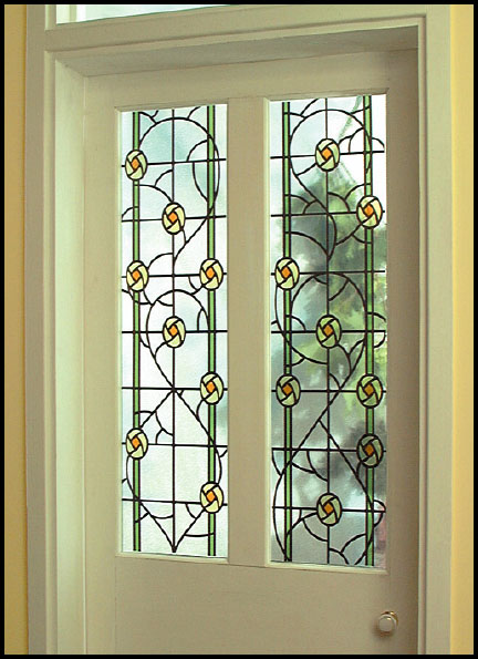 Window Film Stained Glass And Period Style Effects For Windows And