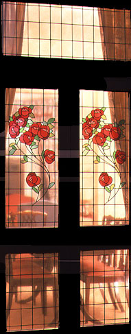 Stained glass designs for windows and doors for Window design jobs london